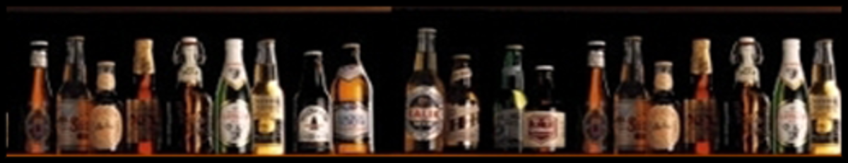 Reuse and Recycle Your Old Beer Bottles
