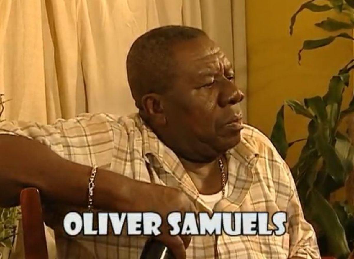 "Oliver Samuels in ""Puppy Love"""