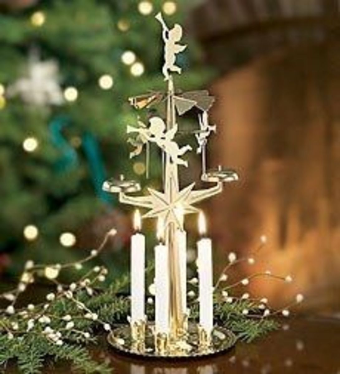 Angel Chimes for Christmas