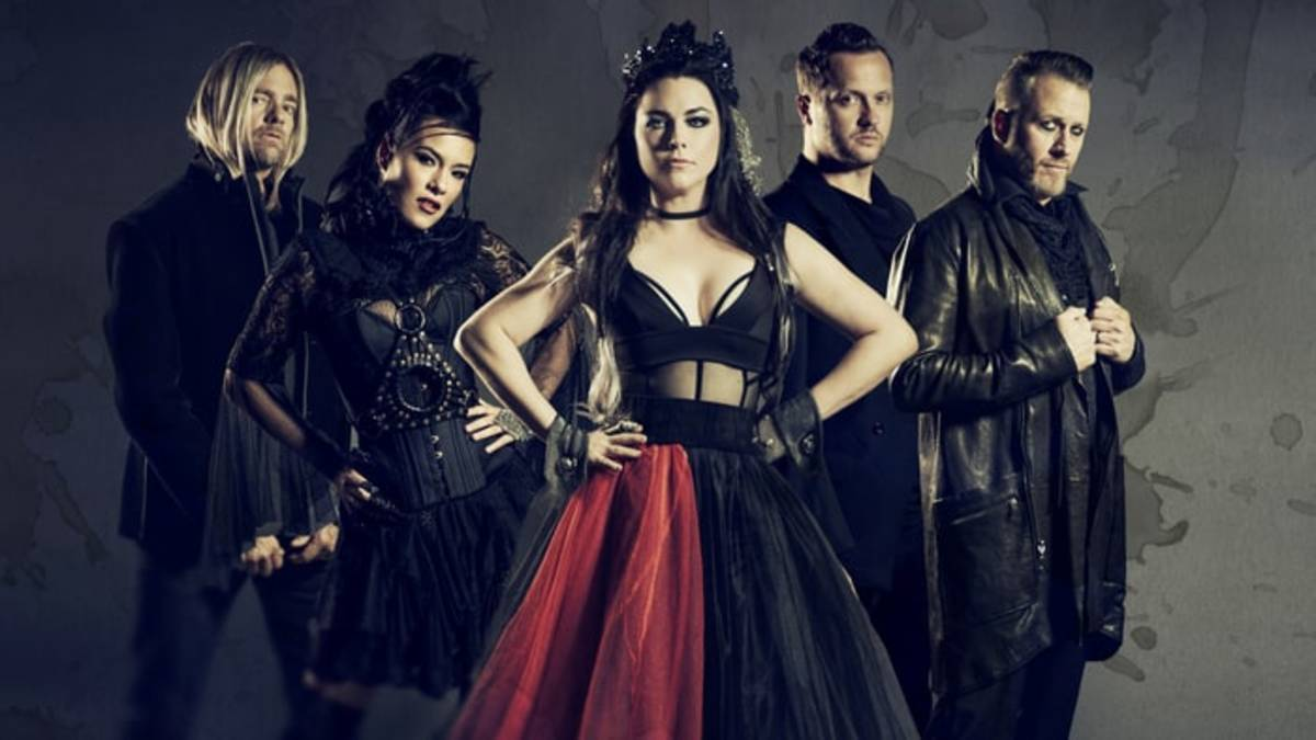 The Best Songs By Evanescence
