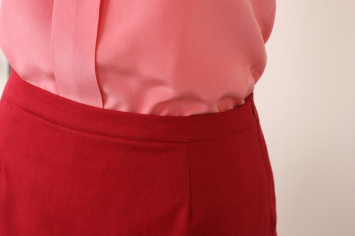 Types of Waistbands You Can Sew On Different Skirts, Trousers, Dresses