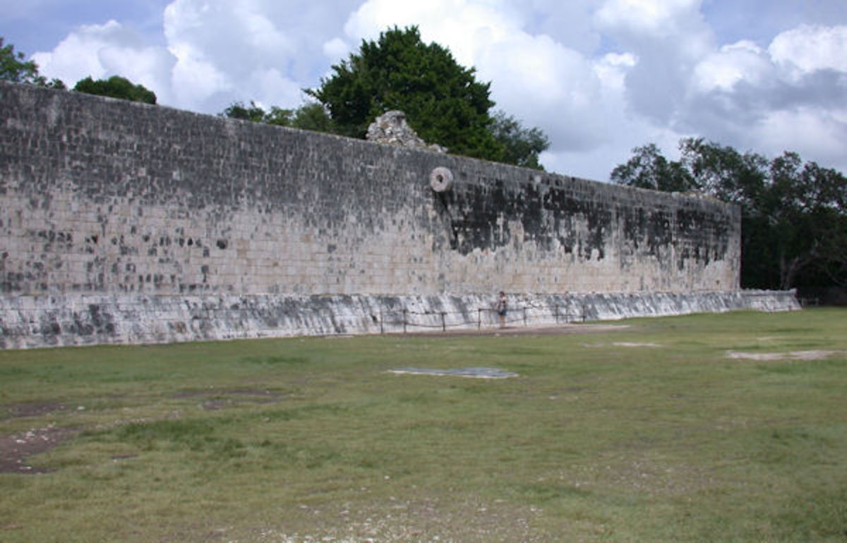 The Chichen Itza Ball Court also surprises us with another mystery.