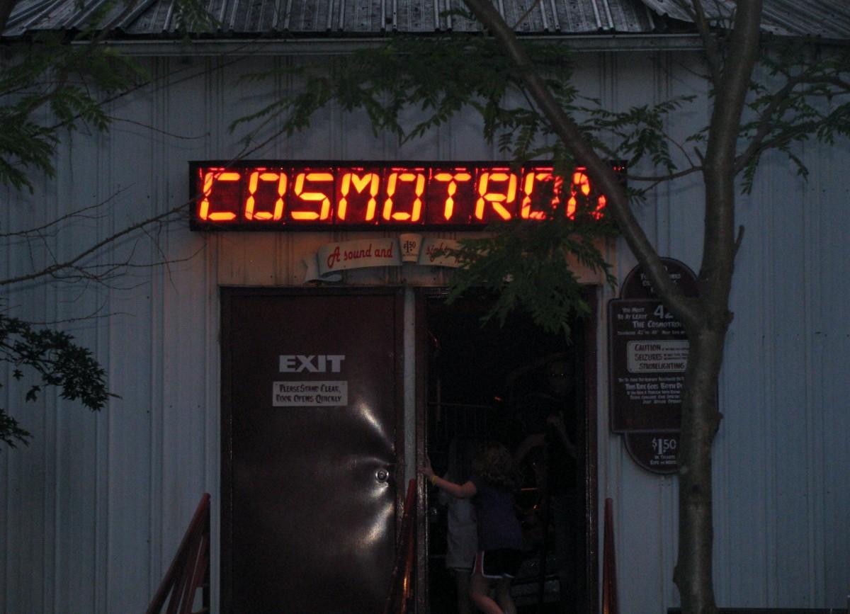 Knoebels Cosmotron
