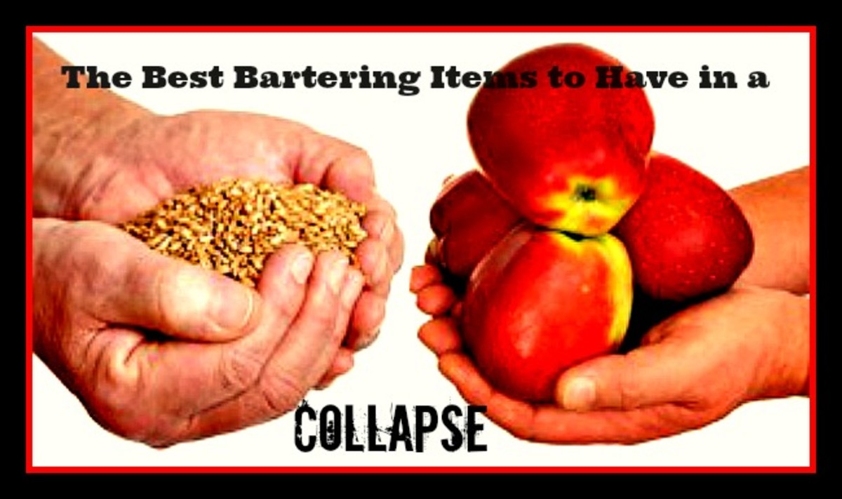 The Best Bartering Items to Have in a Collapse