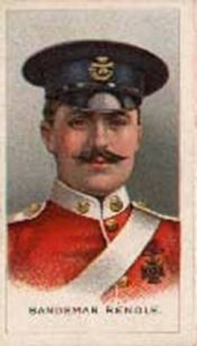 Bandsman Thomas Edward Rendle VC
