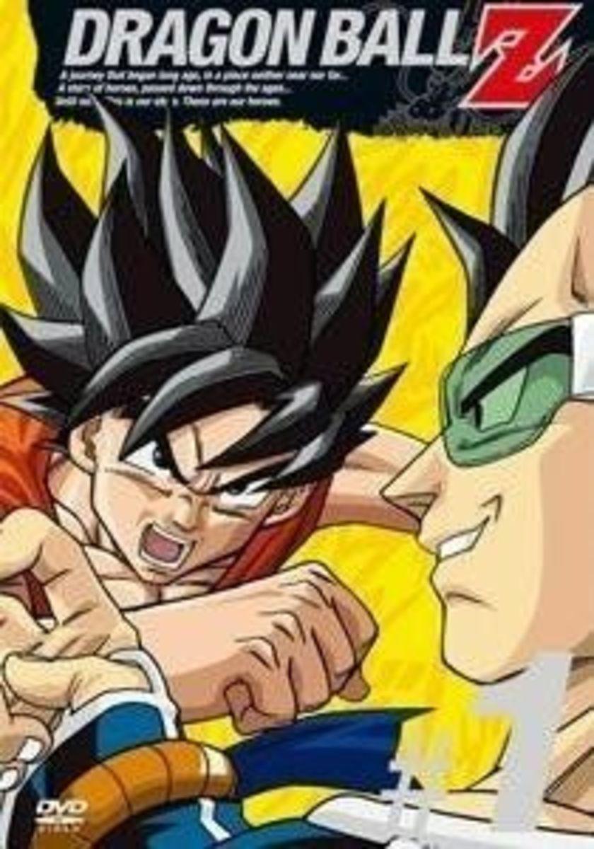 Dragon Ball Z poster.