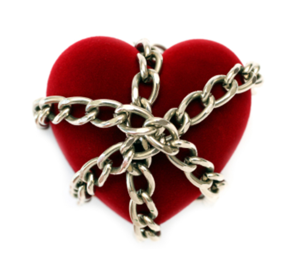 Try not to get your heart chained up, it has a cycle to complete.