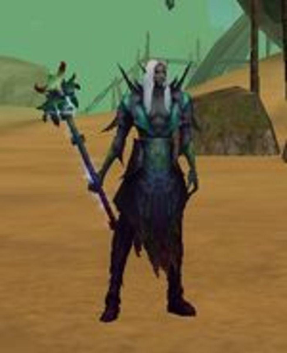Acheron Founder