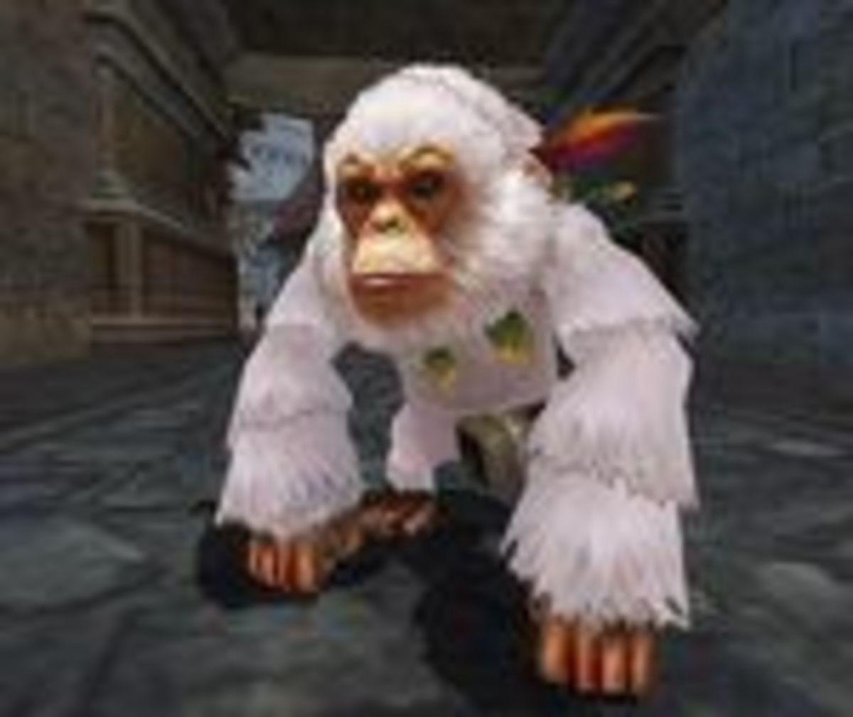 Snow Ape