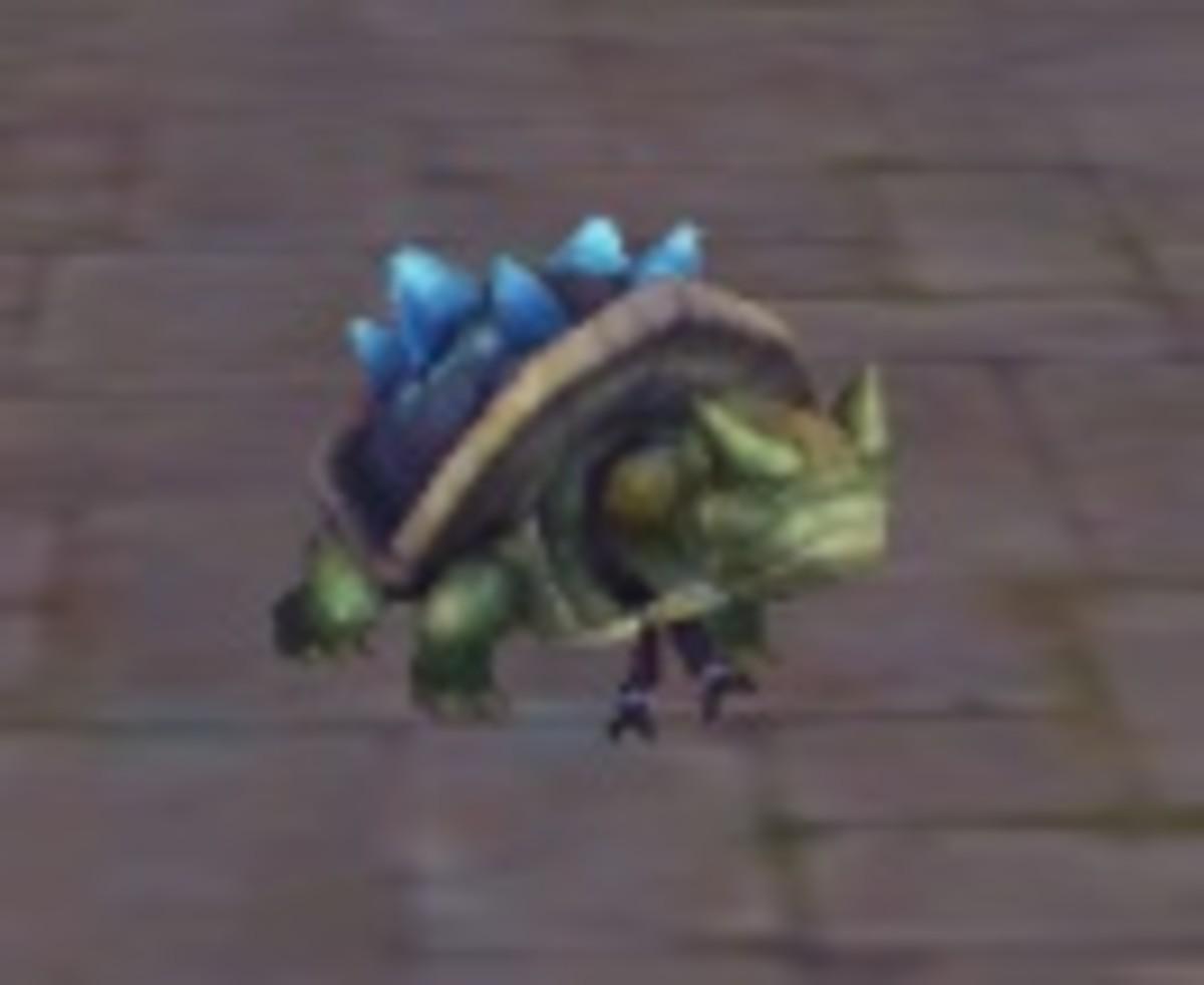 Master Turtle