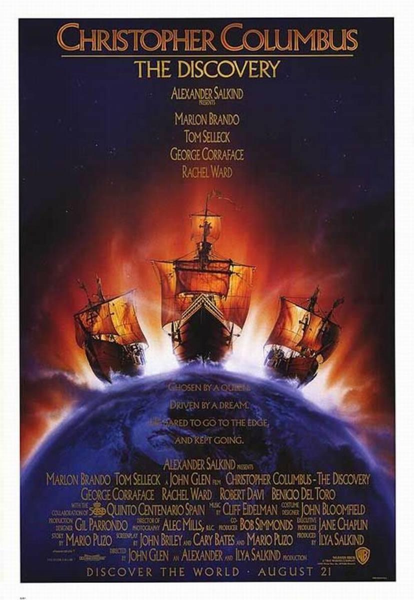 Christopher Columbus The Discovery (1992)
