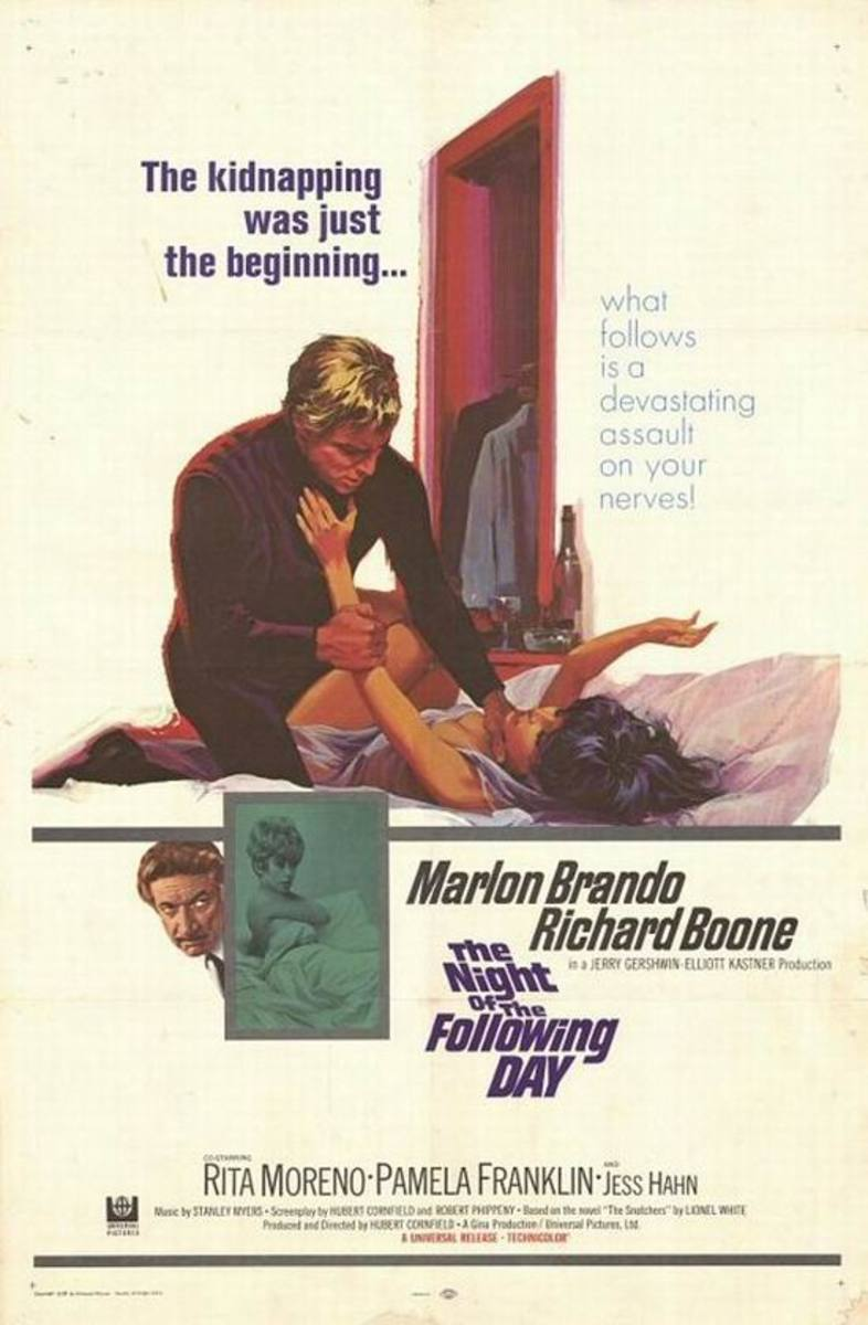 The Night of the Following Day (1968)