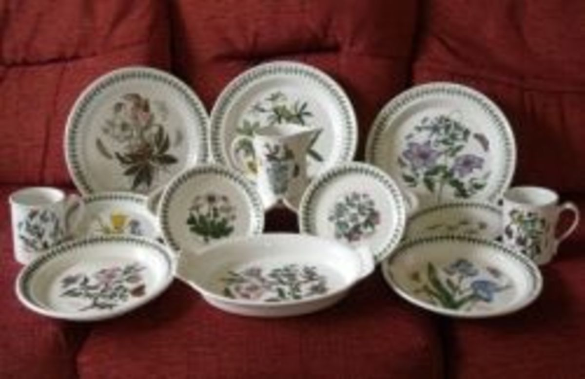 Portmeirion Dishes