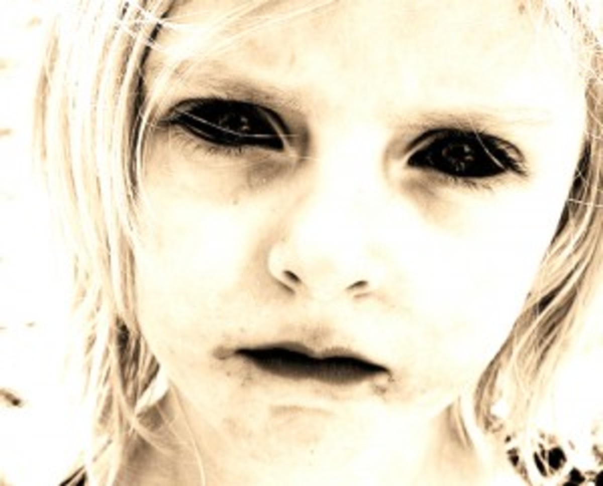 Black Eyed Kids: Sinister Threat Or Legend? One Interesting Theory