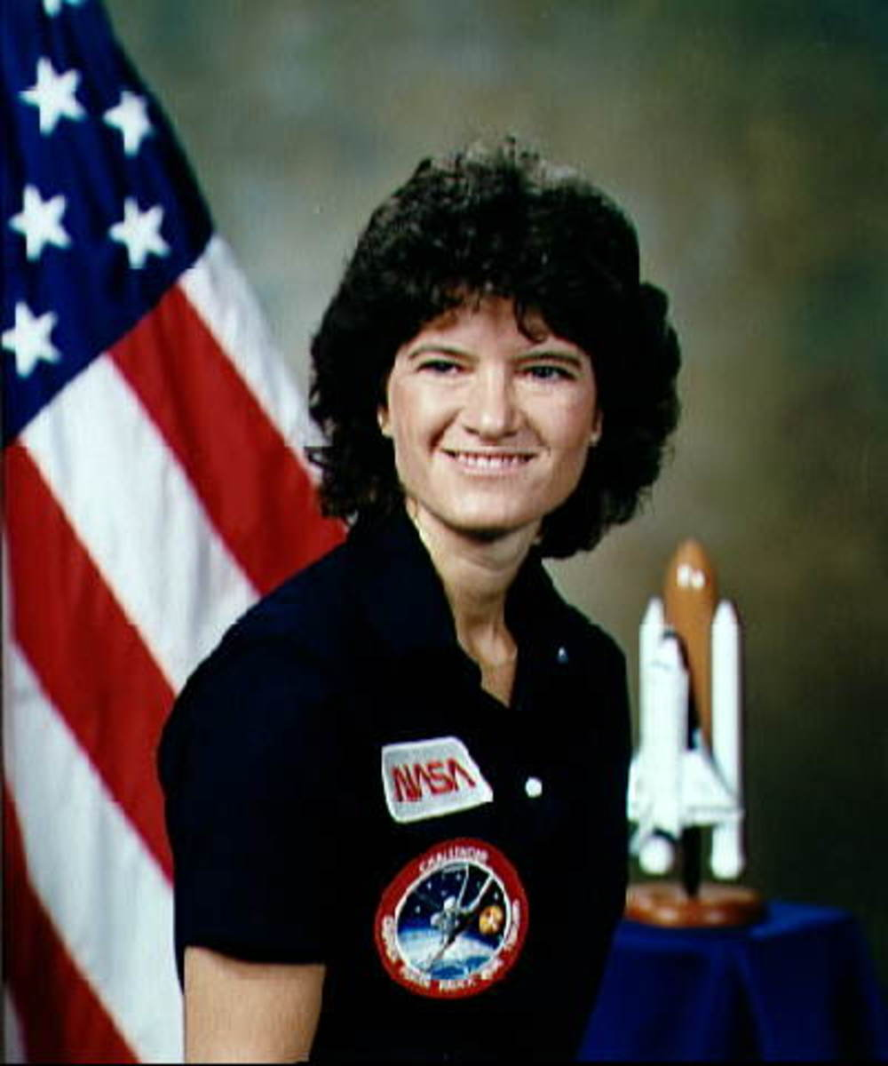 Remembering and Honoring Sally Ride:  An American Hero