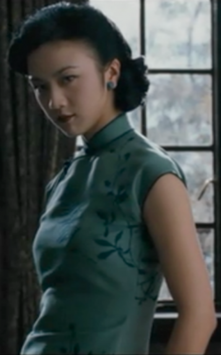 Wei Tang as Wong Chia Chi from Lust, Caution