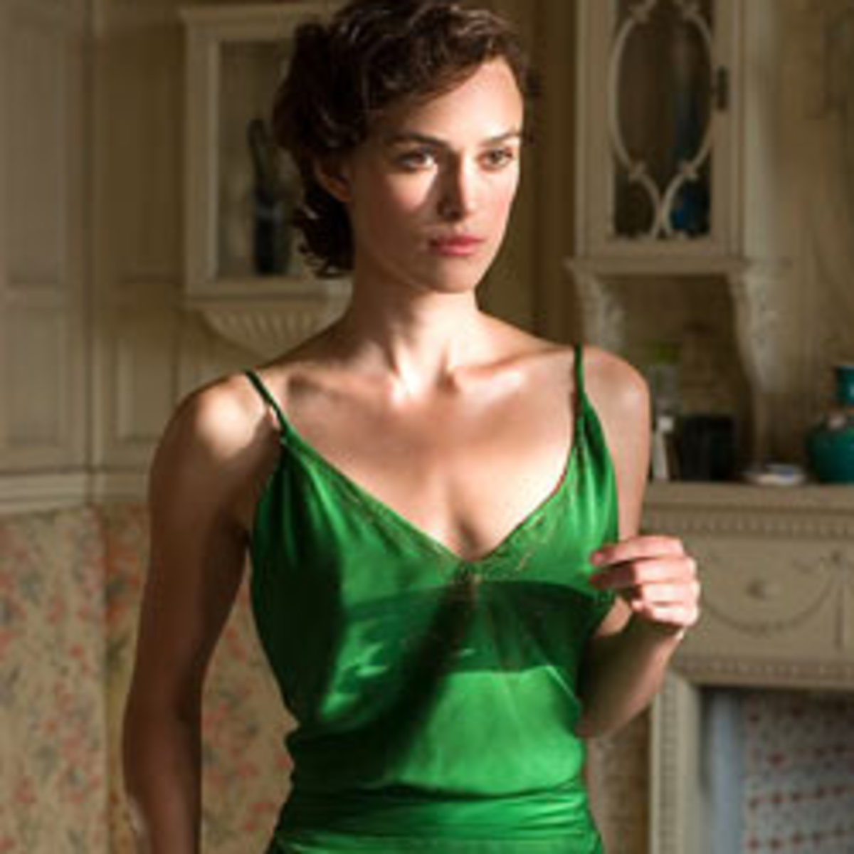 Top Ten  Green Movie Dresses