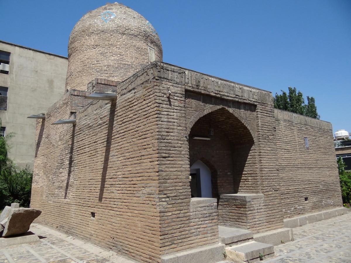 Tomb of Mordecai and Esther -Hamadan, Western Iran.