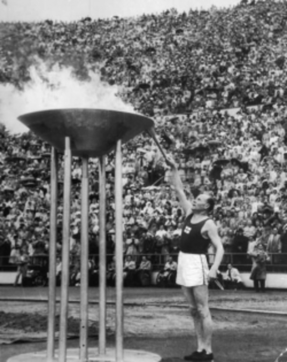 10 Great Achievements at the Olympic Games