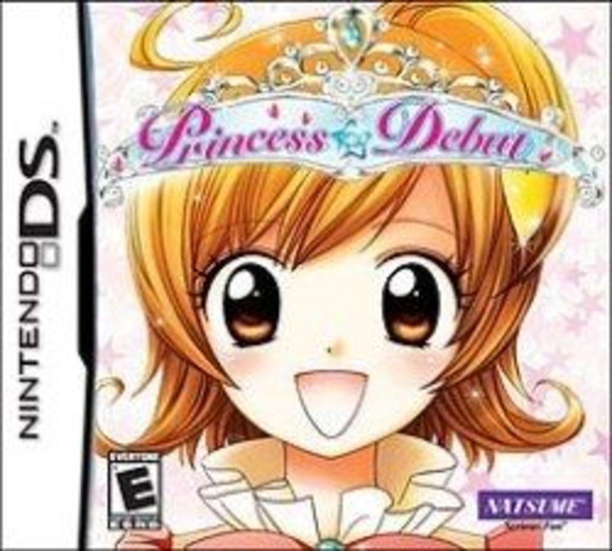 princess-debut-game