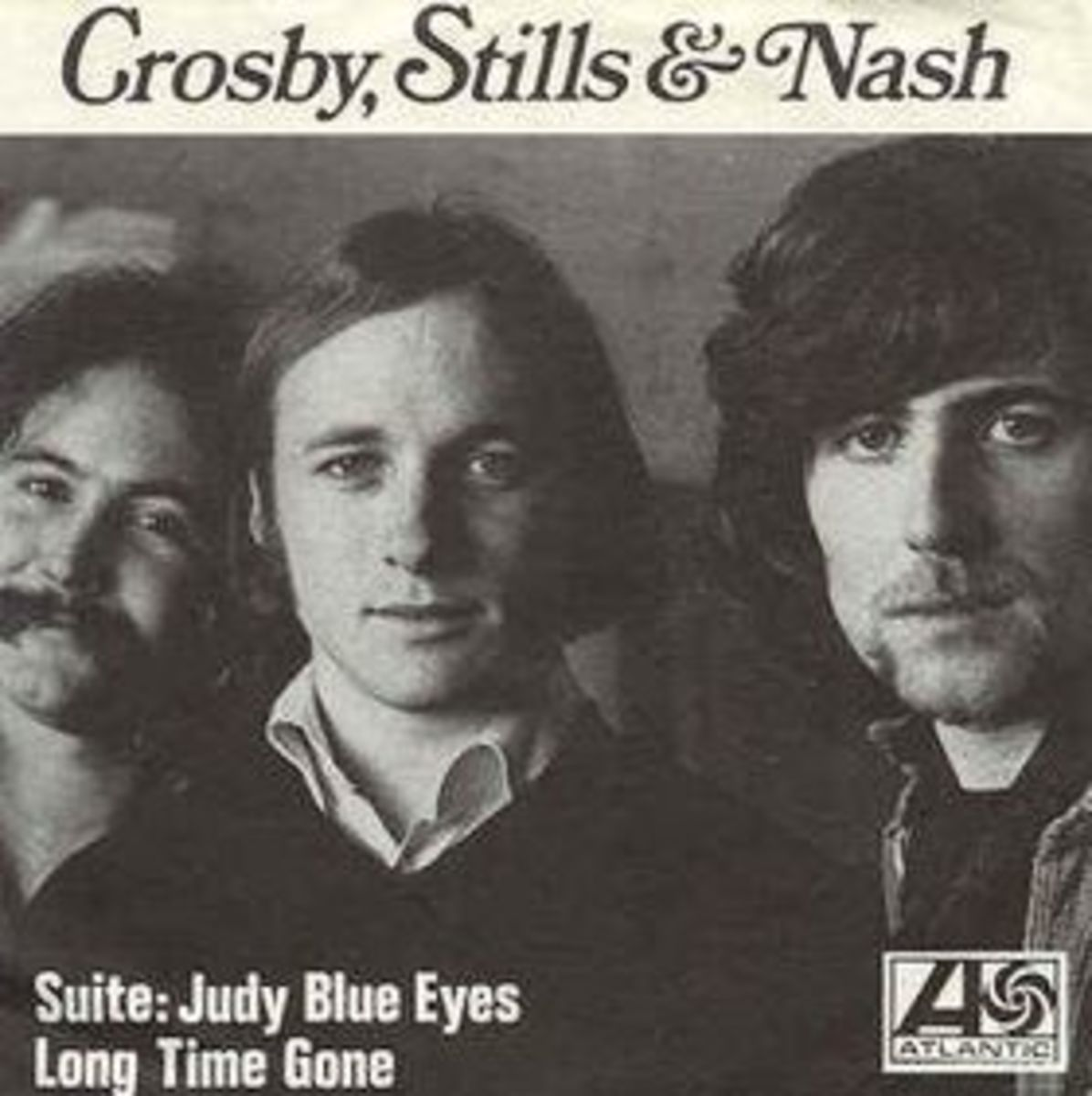 Suite: Judy Blue Eyes single cover.