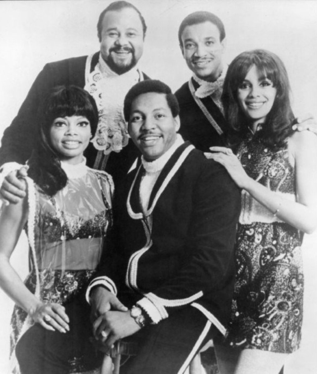 The Fifth Dimension in 1969.