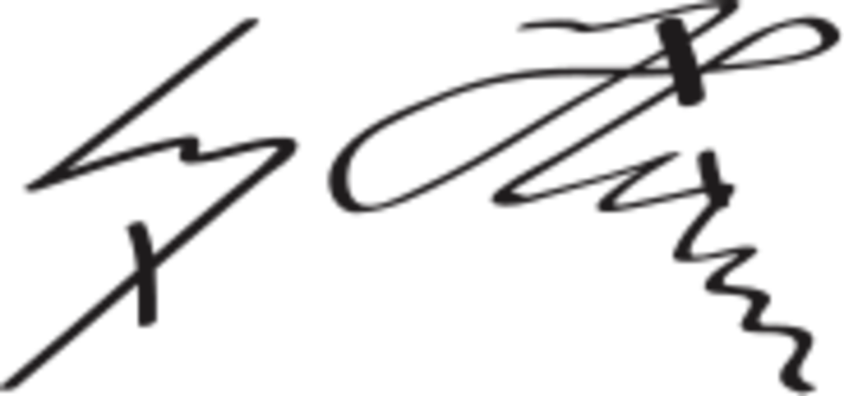 Dangerous? This is the signature of Adolph Hitler.