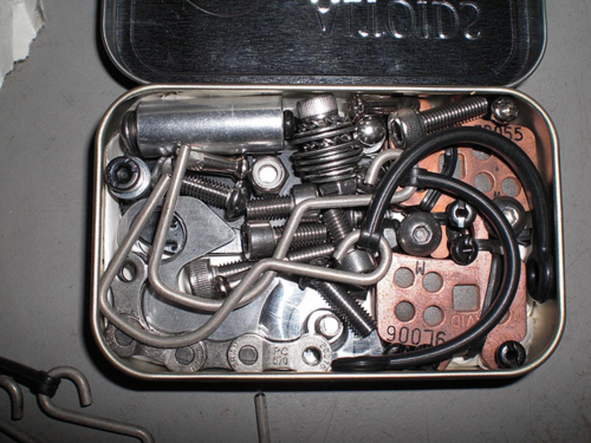 Hardware survival kit.