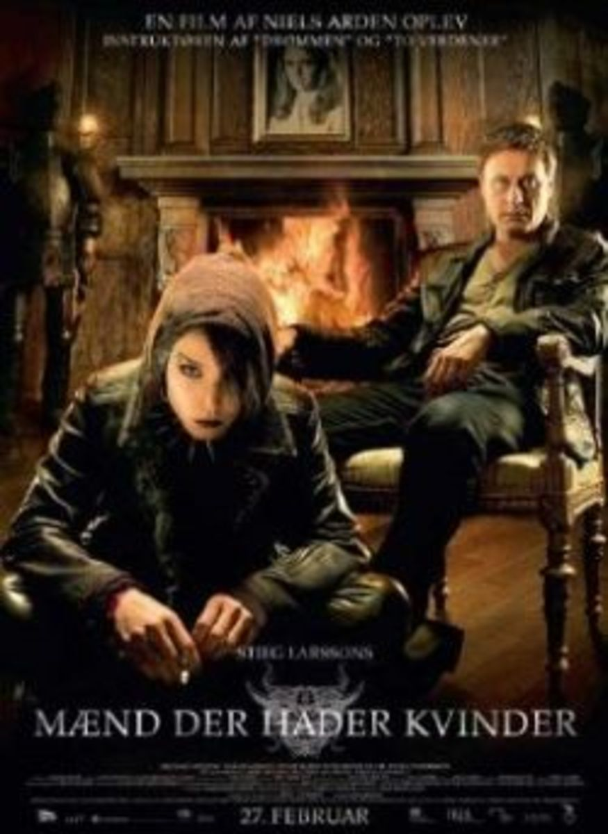 Lisbeth Salander Costume Ideas - The Girl With The Dragon Tattoo Halloween Costume