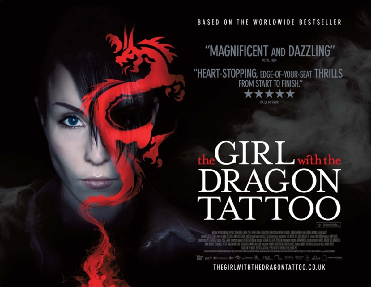 Lisbeth Salander Costume Ideas The Girl With The Dragon