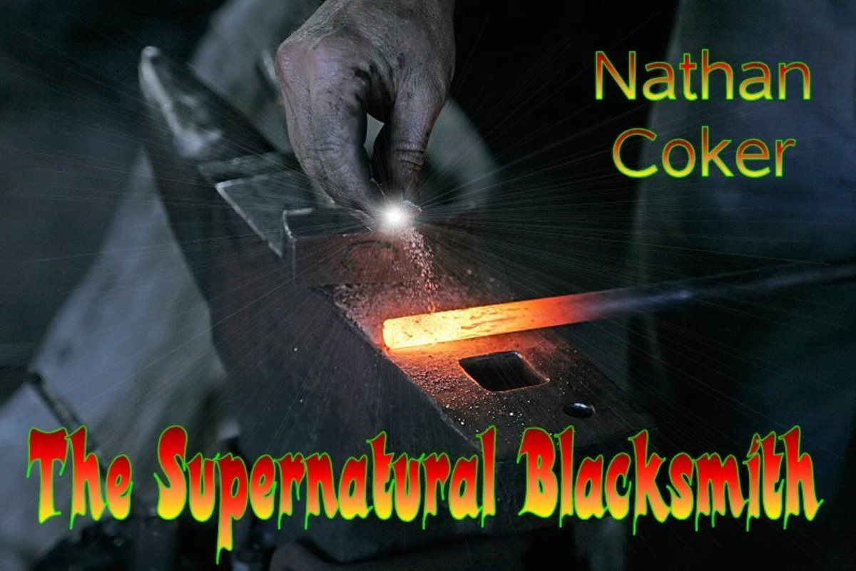 The Supernatural Blacksmith. Nathan Coker: Mystery Files