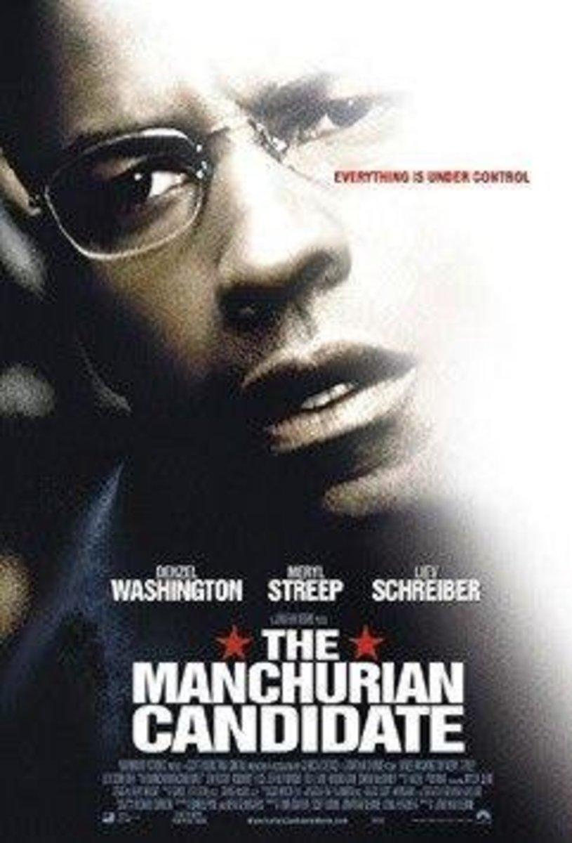 The Manchurian Candidate (2004)  Directed By: Jonathan Demme  Starring: Denzel Washington, Live Schreiber, Meryl Streep