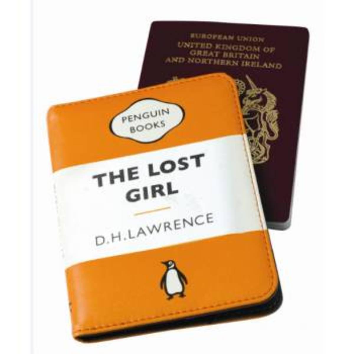 Penguin Book Passport Cover