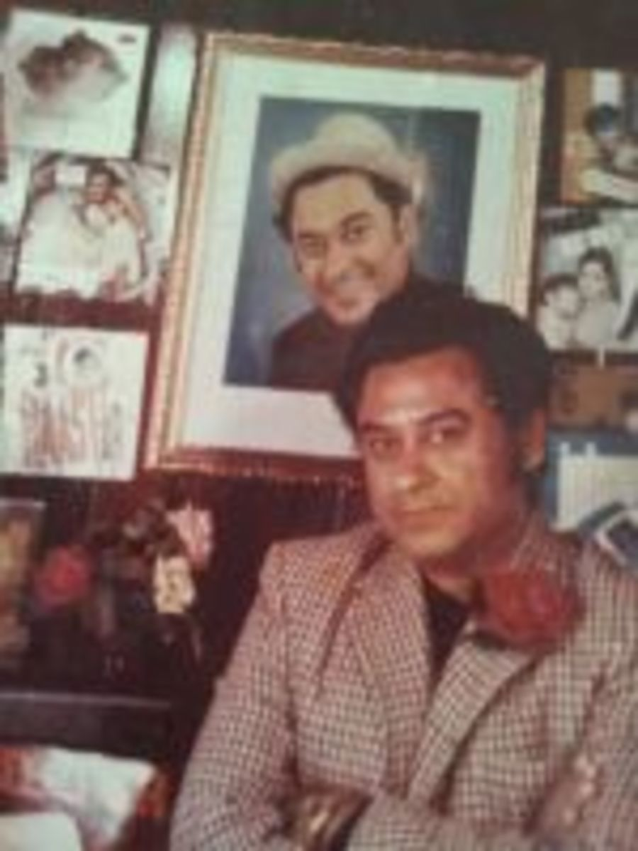 Kishore Kumar - a Tribute to the Legendary Indian Bollywood Singer