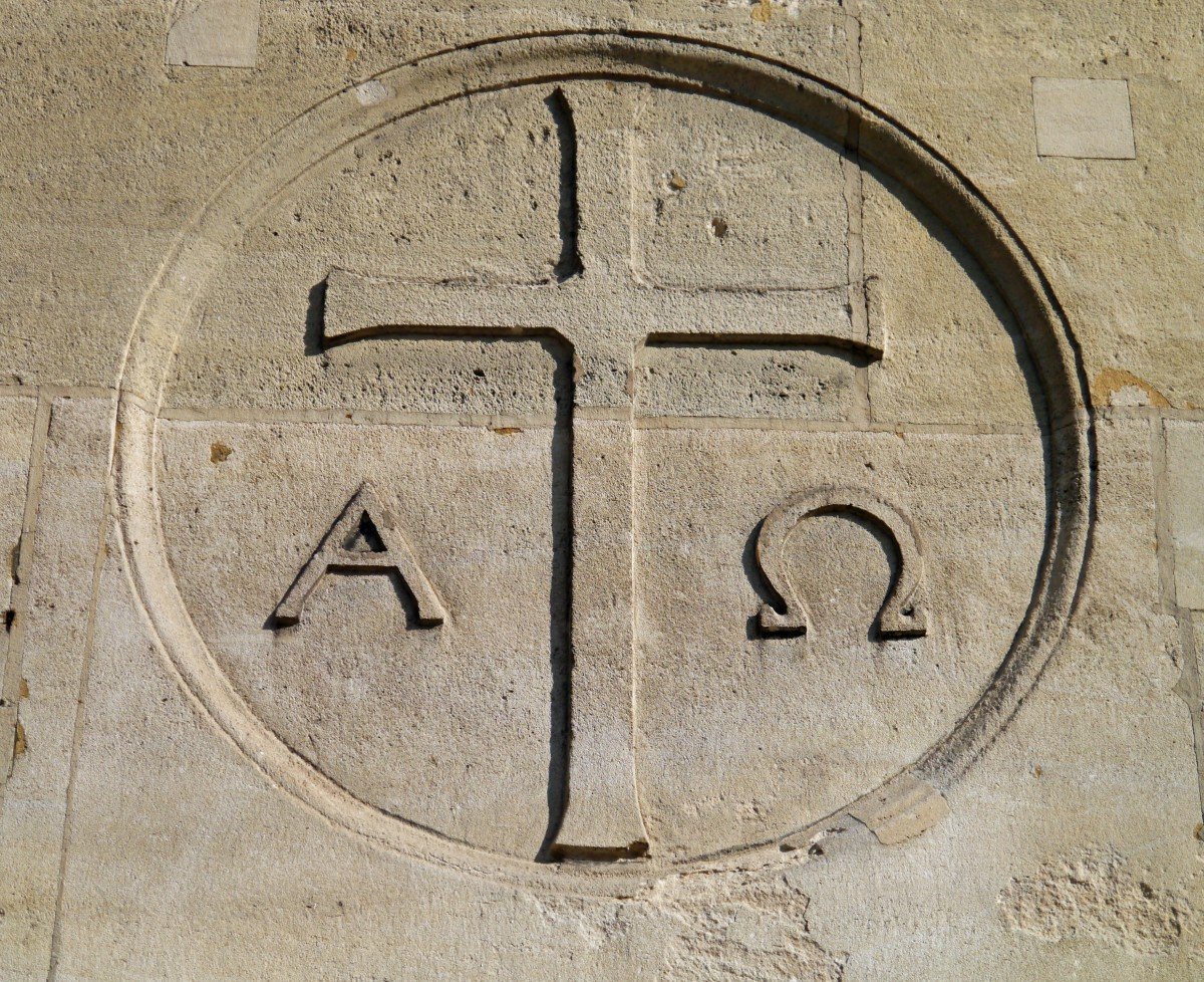 Symbol of the Alpha and Omega
