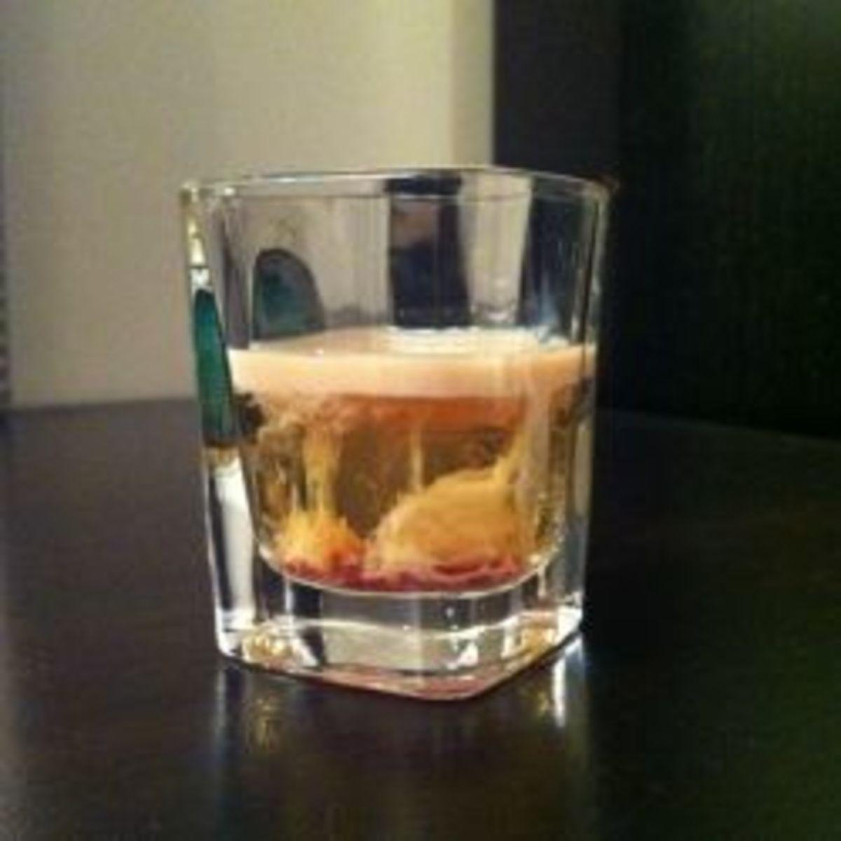 Brain Cocktail - Brain Haemorrhage