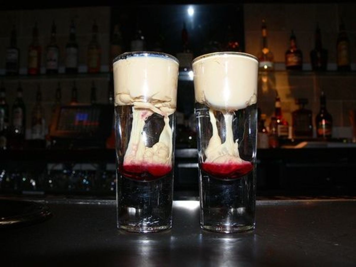 Brain Cocktails - Brain Haemorrhage