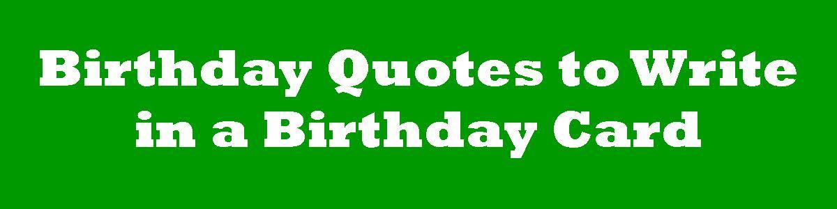 birthday-sayings