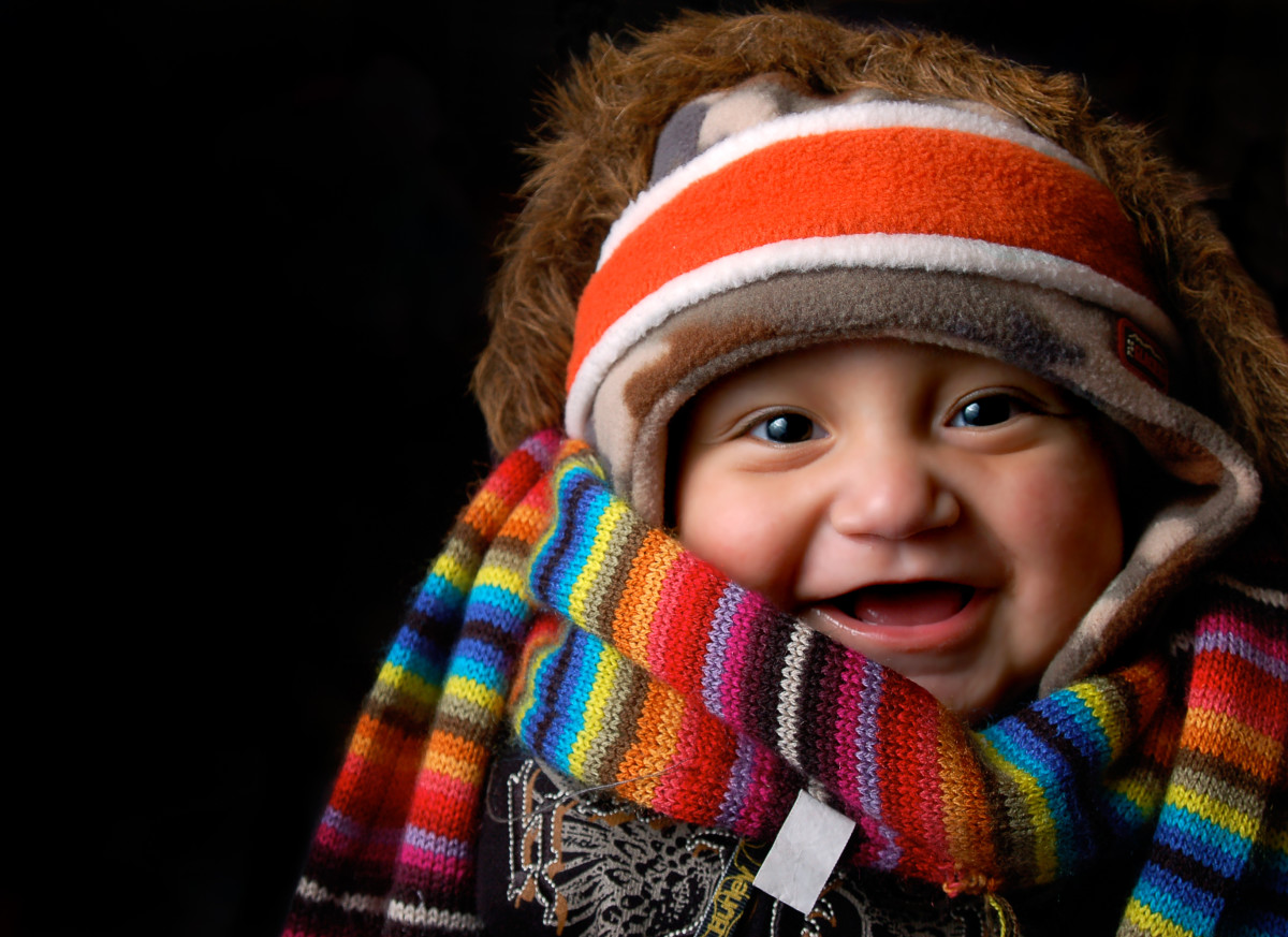 Bring a smile on the face of a child or an adult by knitting for charity.