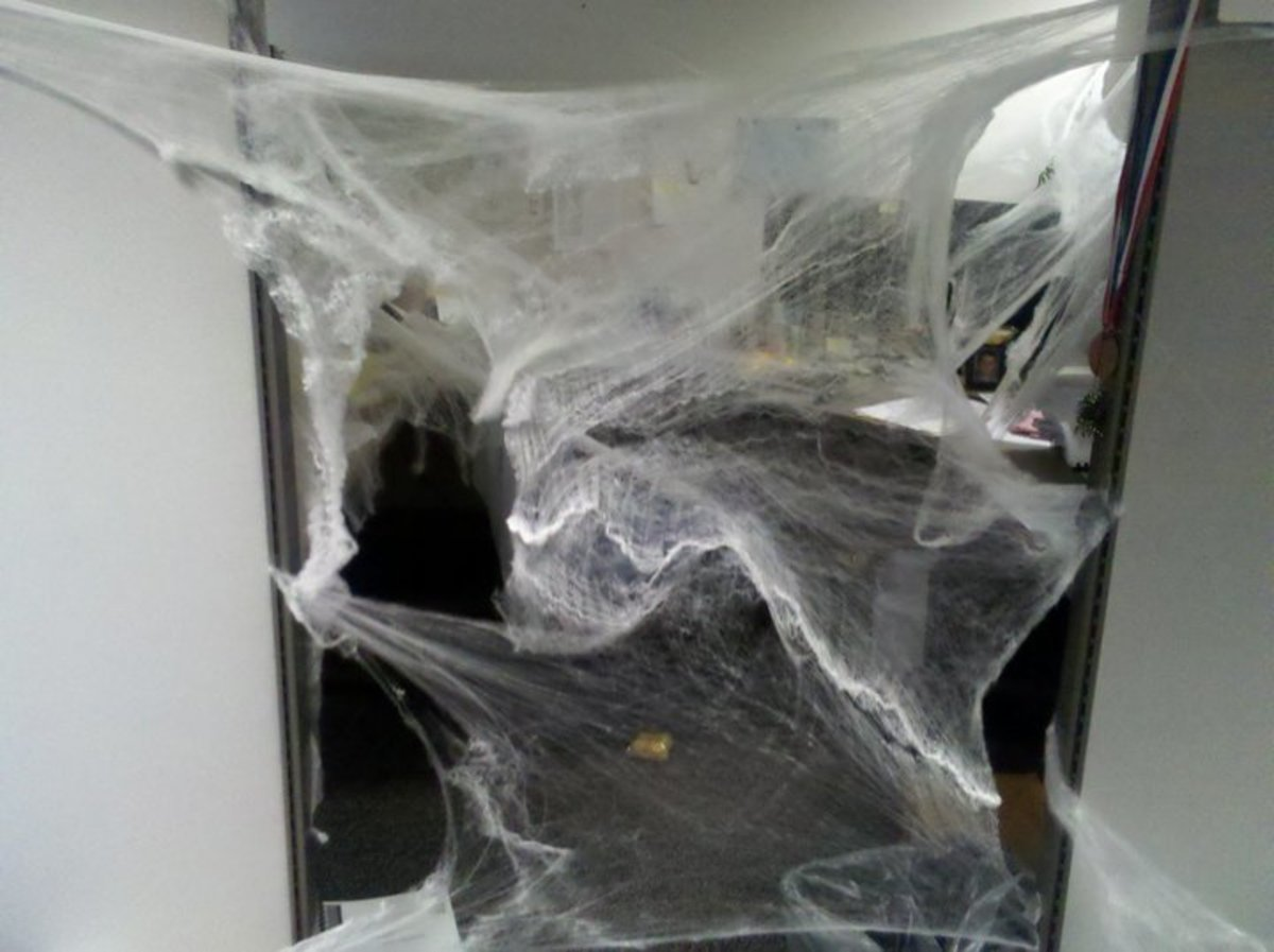 Fun Halloween Office Pranks (That Won't Get You Fired)