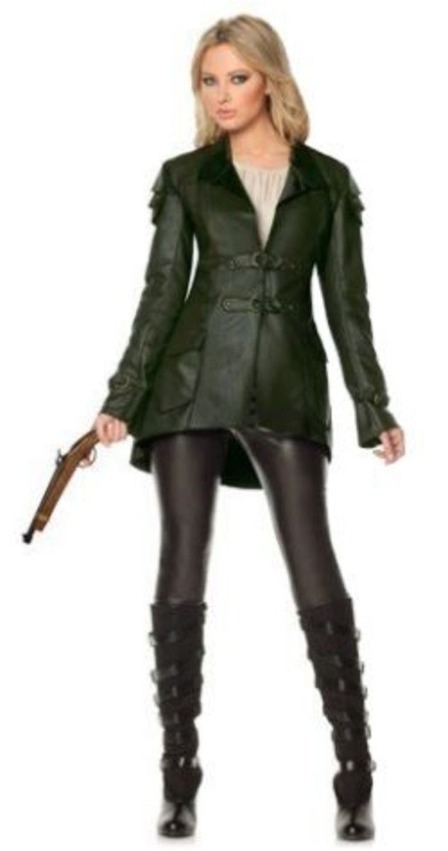 Gretel Witch Hunter Costume