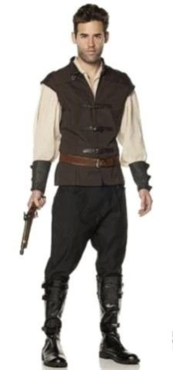 Hansel Basic Costume