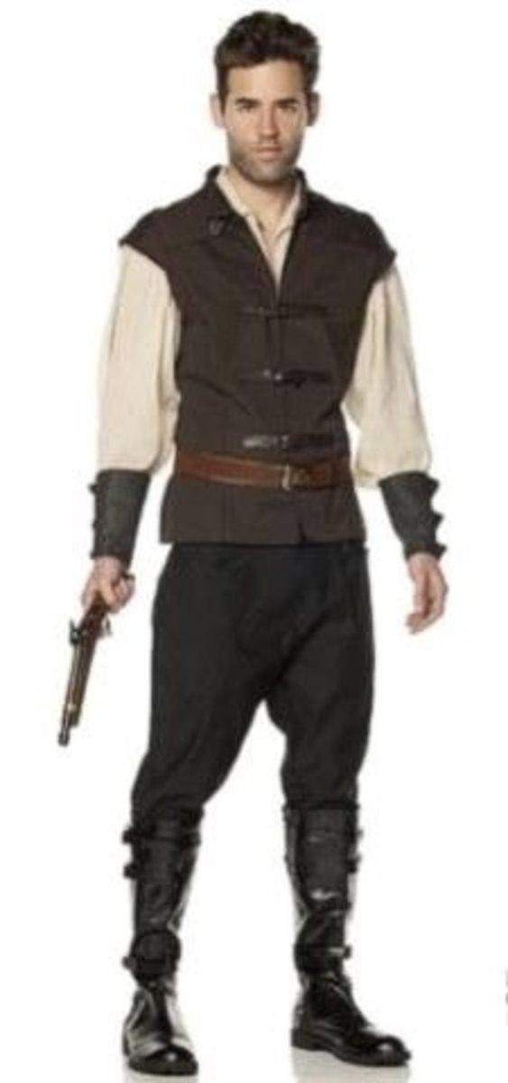 Hansel Basic Costume