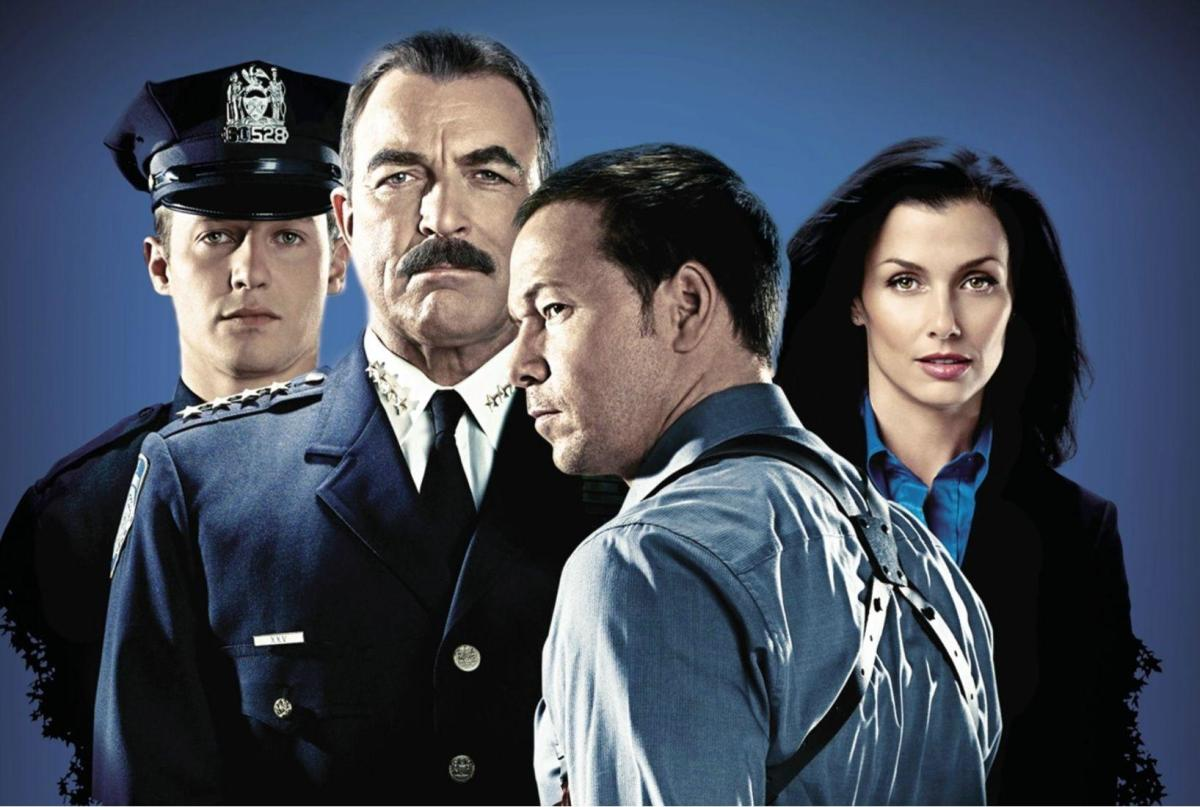 Blue Bloods with Tom Selleck