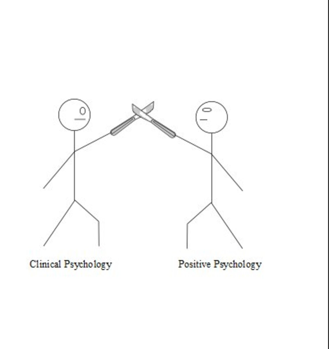 Is Positive Psychology different from Clinical Psychology?