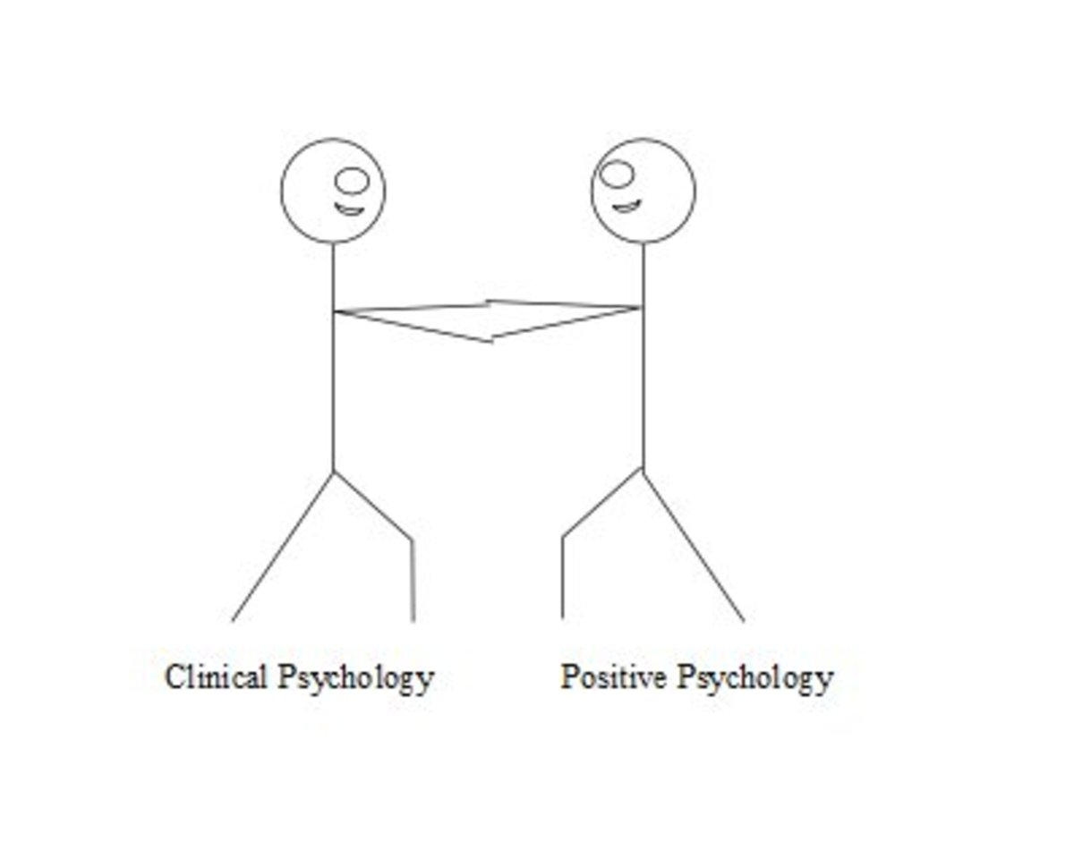 Positive Psychology complements Clinical Psychology