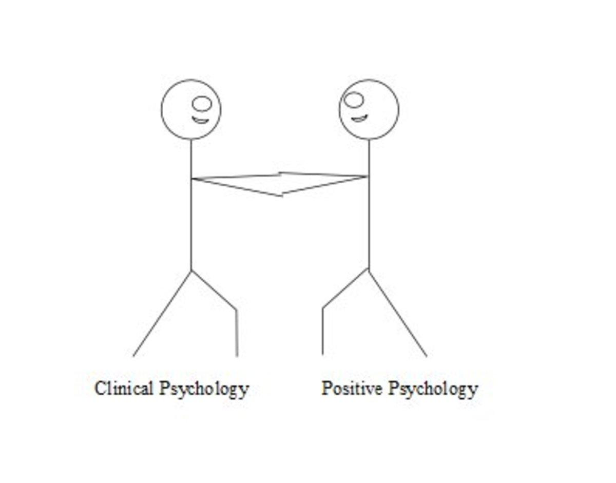 Positive Psychology complements Clinical Psychology