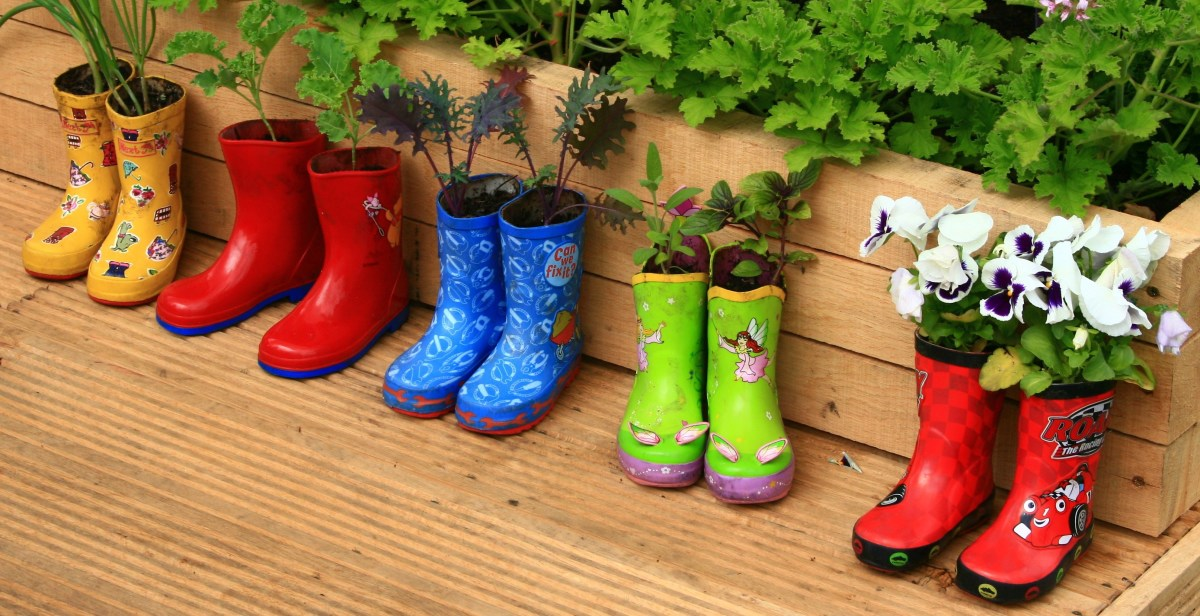 50 Recycled Container Gardening Ideas