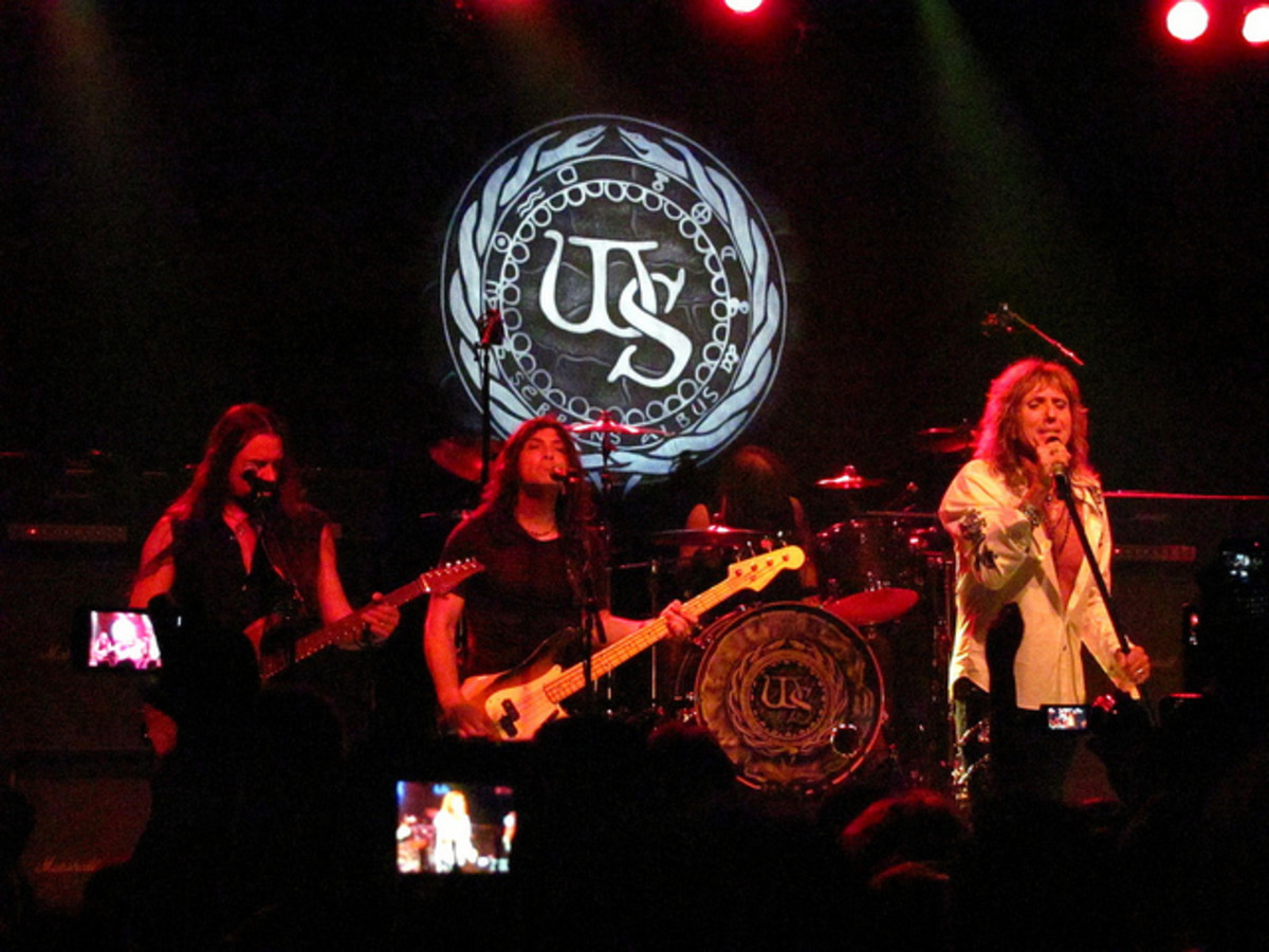 Top 10 Worst Song Titles by Whitesnake.