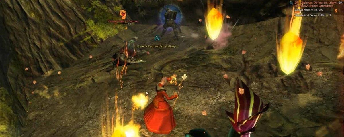 Guild Wars 2 Skill Challenge